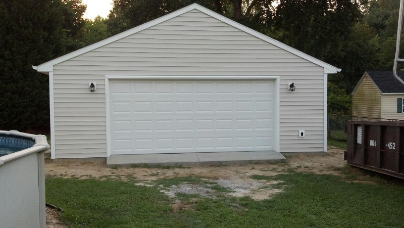 Larger Garages