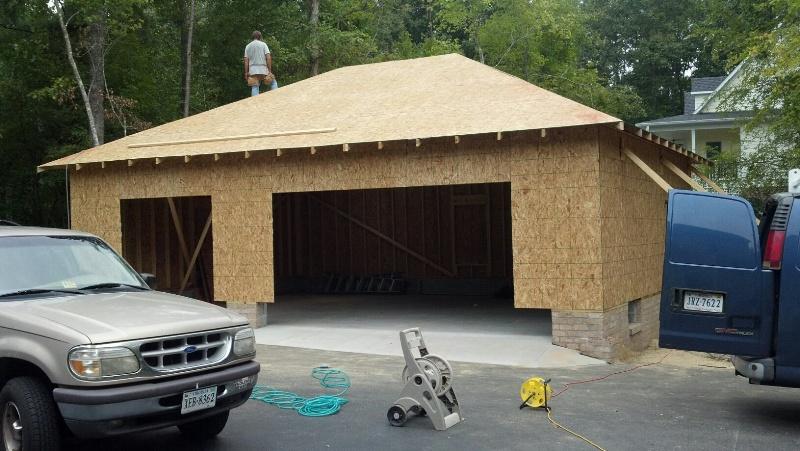 Image Gallery 24x32 Garage